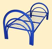 Металлические кровати оптом от производителя,  одноярусные кровати