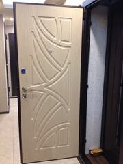 Двери входные,  металлические  Бункер