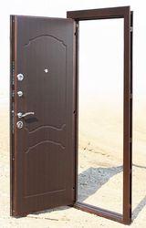 Двери стальные,  металлические Кармен