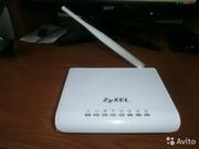 Wi-fi роутер маршрутизатор ZyXEL Keenetic Lite