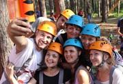 Сплоти свой коллектив с Веревочным городом Тарзан