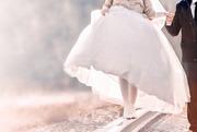 Свадебное платье б/у счастливое