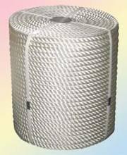 Шнур плетённый па 16-ти прядный с па сердечником